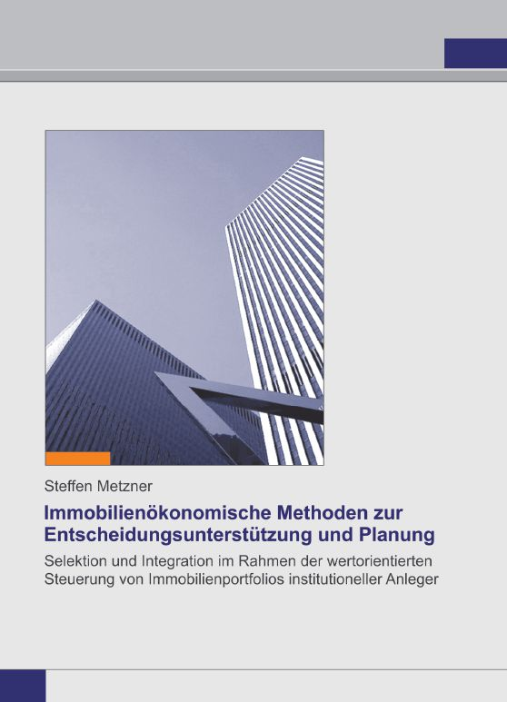 Fachbücher: Immobiliencontrolling